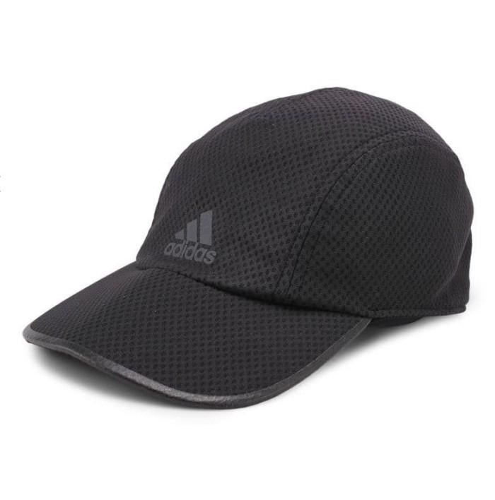 hot sale online 2e15a 49b92 Jual Adidas Climacool Running Cap / Topi (ORIGINAL) - Hitam - DKI Jakarta -  It's Time | Tokopedia