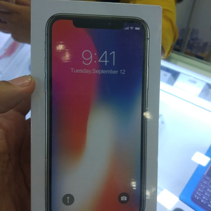 harga Iphone x 64gb silver Tokopedia.com