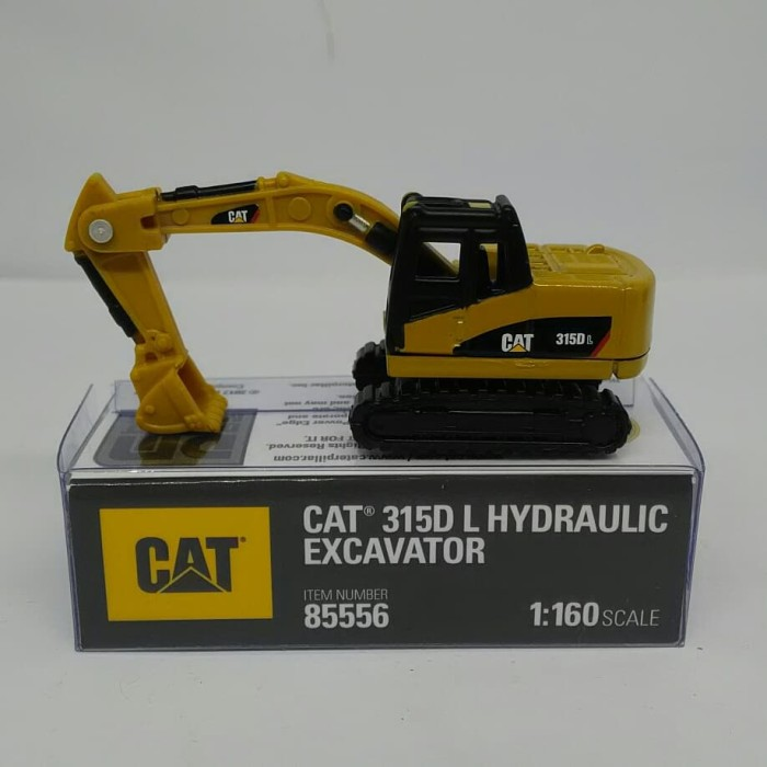 Jual Miniatur Diecast Alat Berat Excavator Cat 315D L Caterpillar - Kota  Bekasi - mardotilatoys | Tokopedia