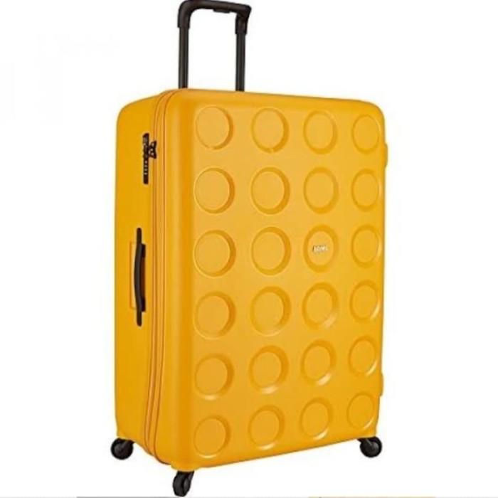 tas koper lojel vita large size 31inc yellow original