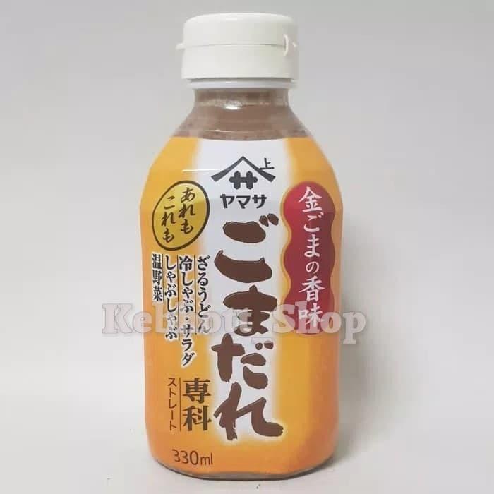 Yamasa gomadare senka sauce saus bumbu wijen 330ml