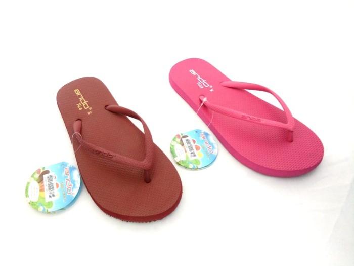 Sandal wanita / sandal jepit - ando nice ladies