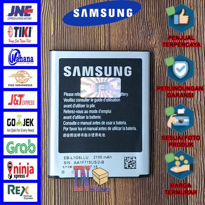 harga Baterai samsung galaxy s3 / i9300 / ebl1g6llu original 100% Tokopedia.com