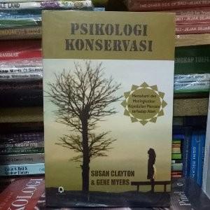 ASLI psikologi konservasi susan clayton penerbit pu Buku Psikologi