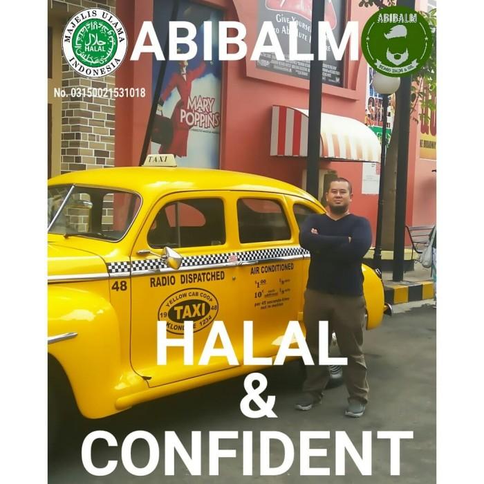 Jual Obat Penumbuh Brewok Halal Abibalm Beard Oil - Vanilla Di Jakarta Hub : 087884696069