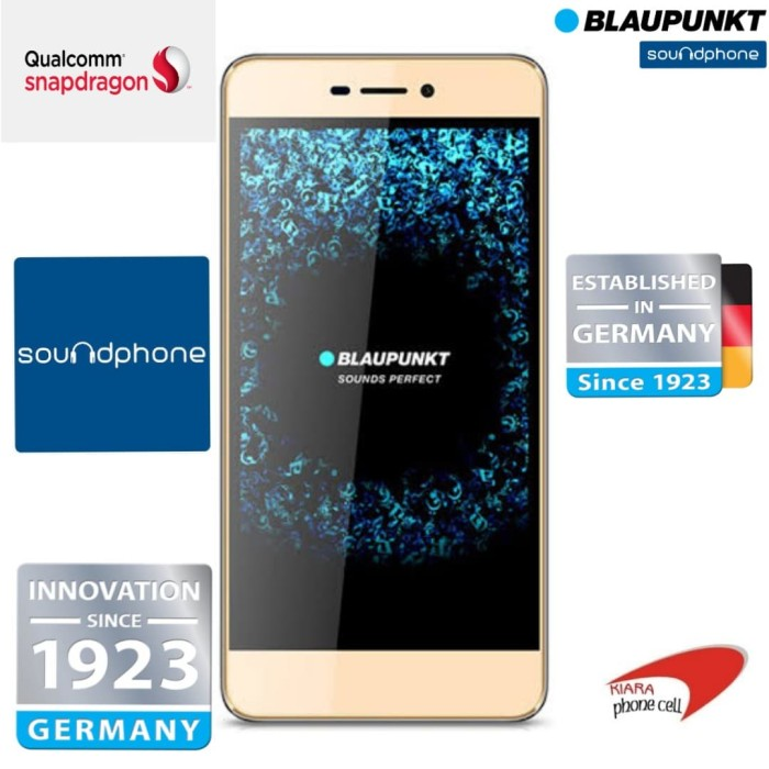 harga Blaupunk s2 soundphone4g ram 2/16gb batre 4000 mah (no headphone) Tokopedia.com