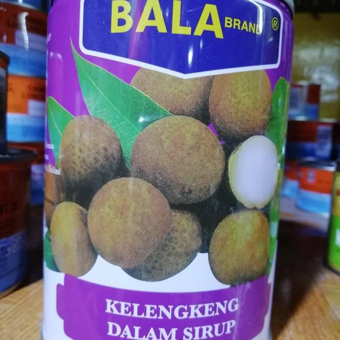 harga Buah kaleng kelengkeng merk bala 565 gr Tokopedia.com