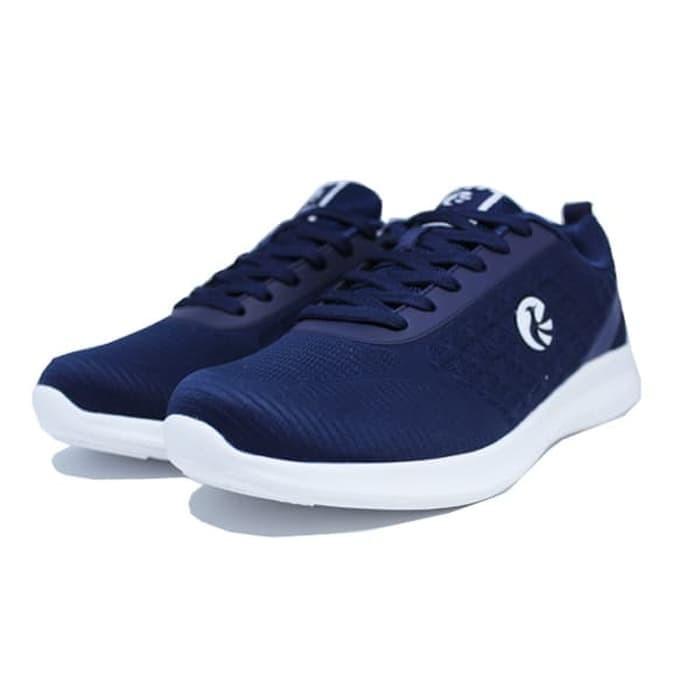 harga Sepatu running phoenix berto - navy white Tokopedia.com