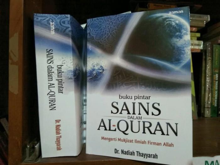 Jual Buku Pintar Sains Dalam Al Quran Jakarta Pusat Syafiraahmadshop Tokopedia