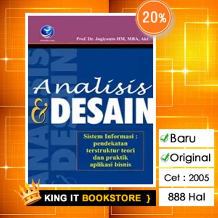 Jual Buku Analisis Dan Desain Sistem Informasi ...