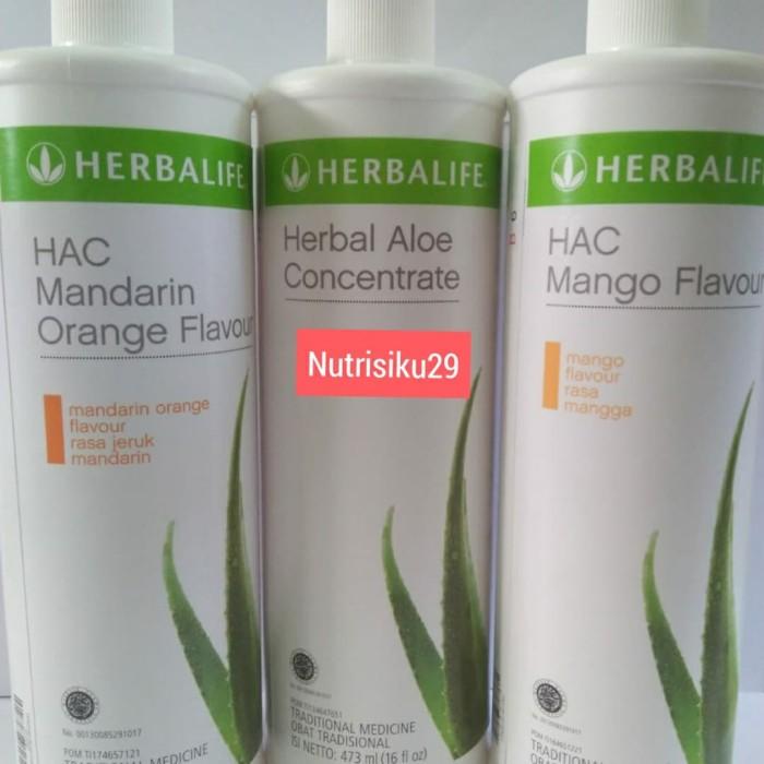 Herbalife Aloe Vera Untuk Jerawat