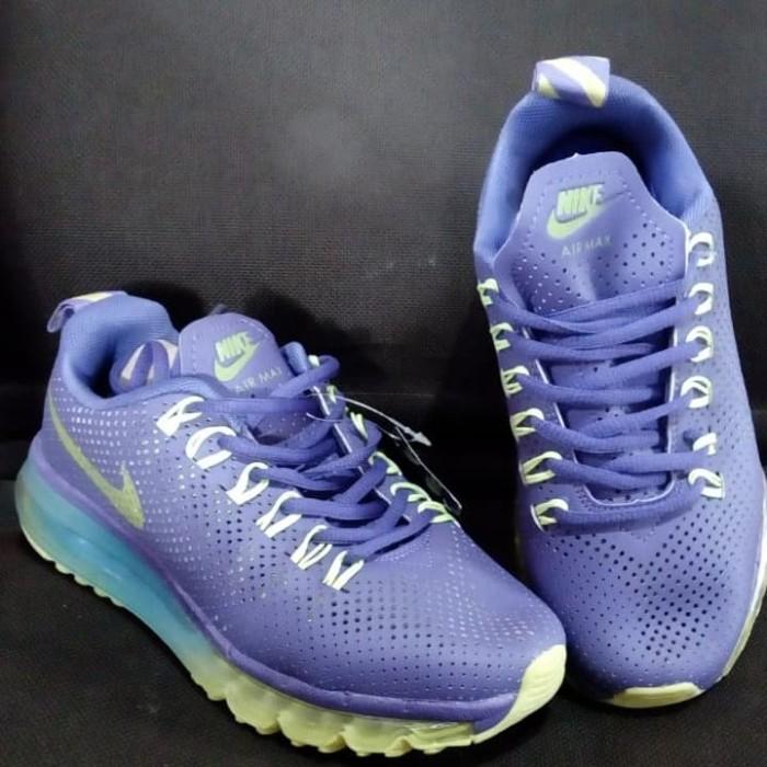 Jual SEPATU AIR MAX NIKE WANITA RUNNING GRADE ORI - Daily id Shoes ... 00671bb8de