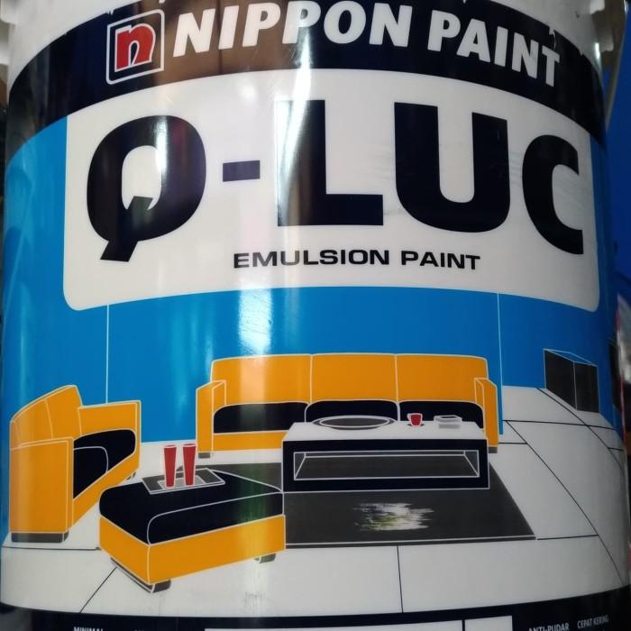 harga Cat tembok m qluc ukuran 20kg nippon paint Tokopedia.com