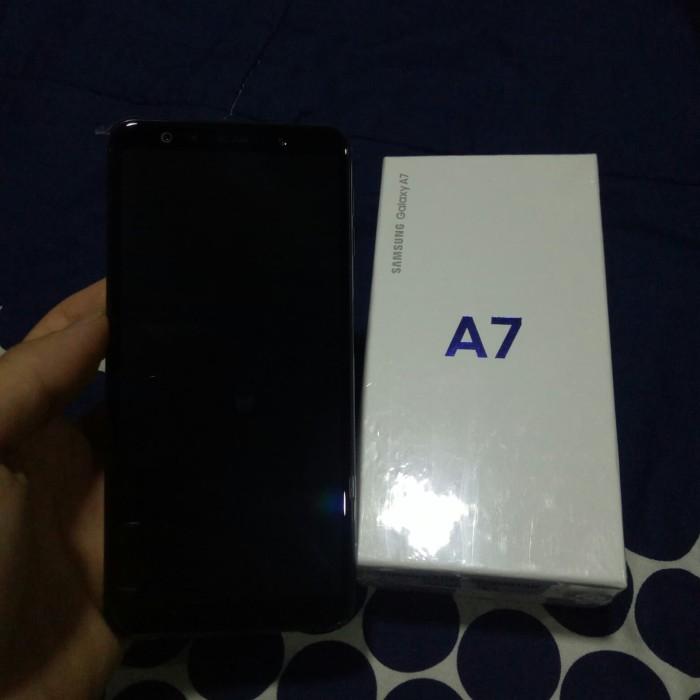 Foto Produk Samsung Galaxy A7 2018 Likenew - GRADE B dari Tokoacoy