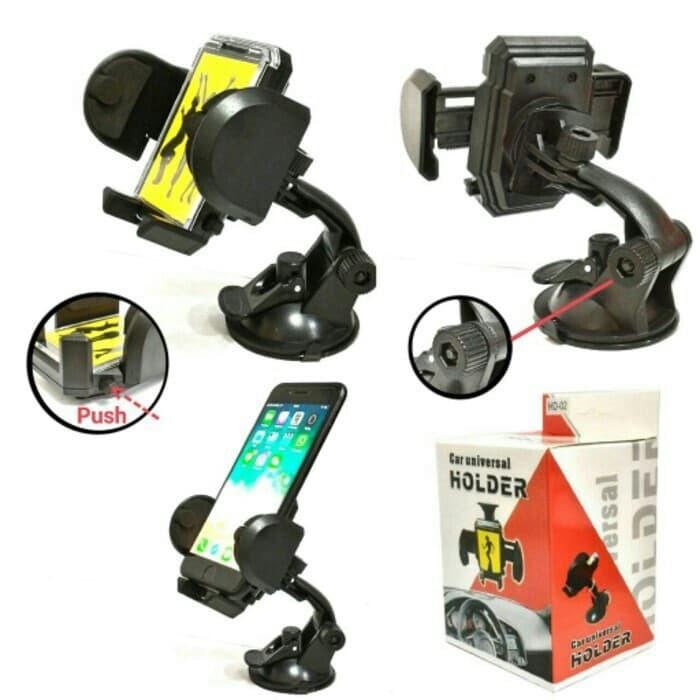 harga Car holder handphone gps di kaca mobil Tokopedia.com