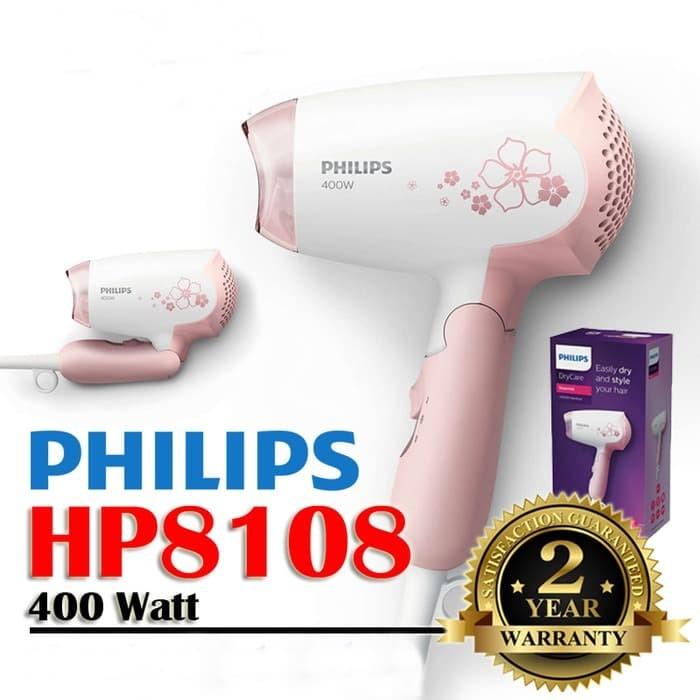 Jual PENGERING RAMBUT HP8108 400 WATT   PHILIPS HAIR DRYER HP 8108 ... b2d3dd5529