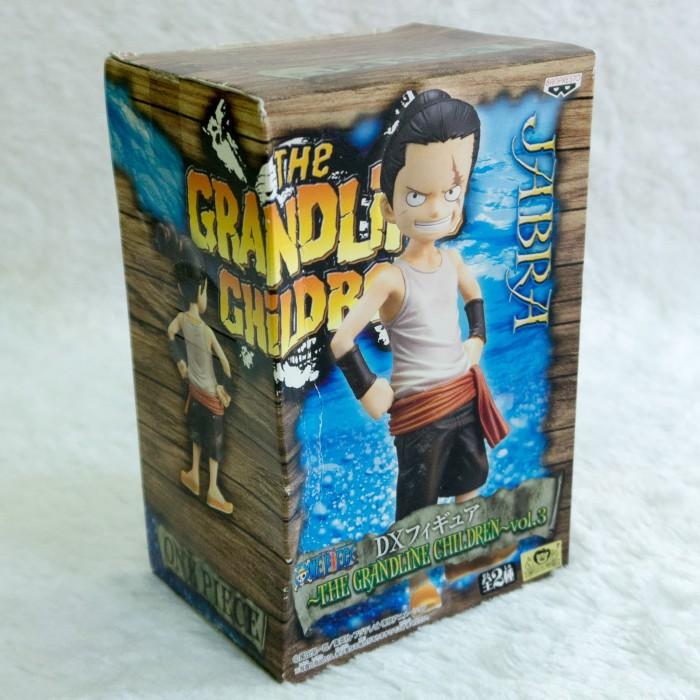 Jual One Piece DXF The Grandline Children Vol  3 Jabra Japan Version - Kota  Malang - Toycology | Tokopedia