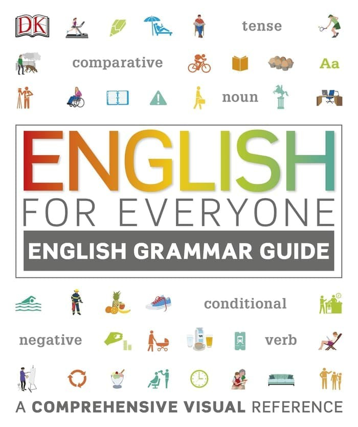 English for Everyone: English Grammar Guide -By: DK Publishing (eBook)