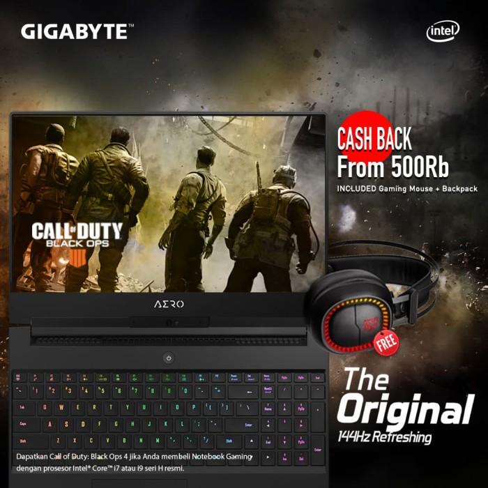 harga Gigabyte aero 15x v8 core i7 - gtx 1070 8gb - 16gb - 512gb - win10 Tokopedia.com