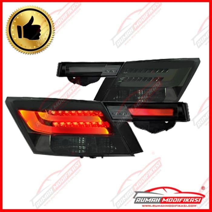 harga Stop lamp - honda accord 2008-2012 - light bar - smoke - led Tokopedia.com