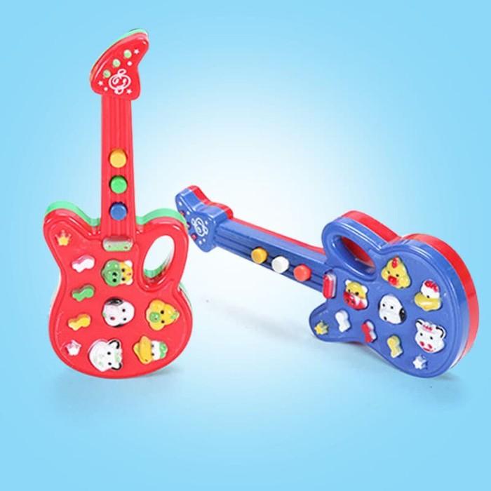 Foto Produk Mainan Musik gitar Anak #tl dari TL Globalindo