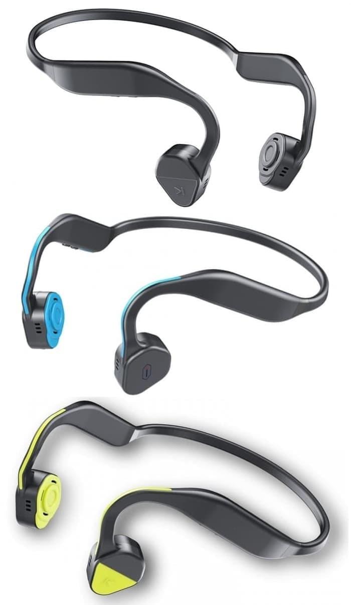 harga 3254 wiwu gl100 scorpio bluetooth bone conduction headphone Tokopedia.com