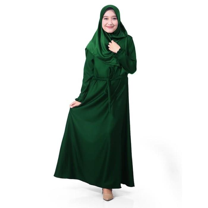 Jual Muslimore Baju Muslim Gamis Murah Hijau Botol Polos Balotelli Xnb 10 Kota Cimahi Muslimore Tokopedia