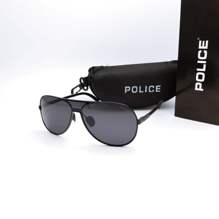 Kacamata   Sunglass Pria Police Am9410 Fullset + Cairan Pembersih 4faf1a608a