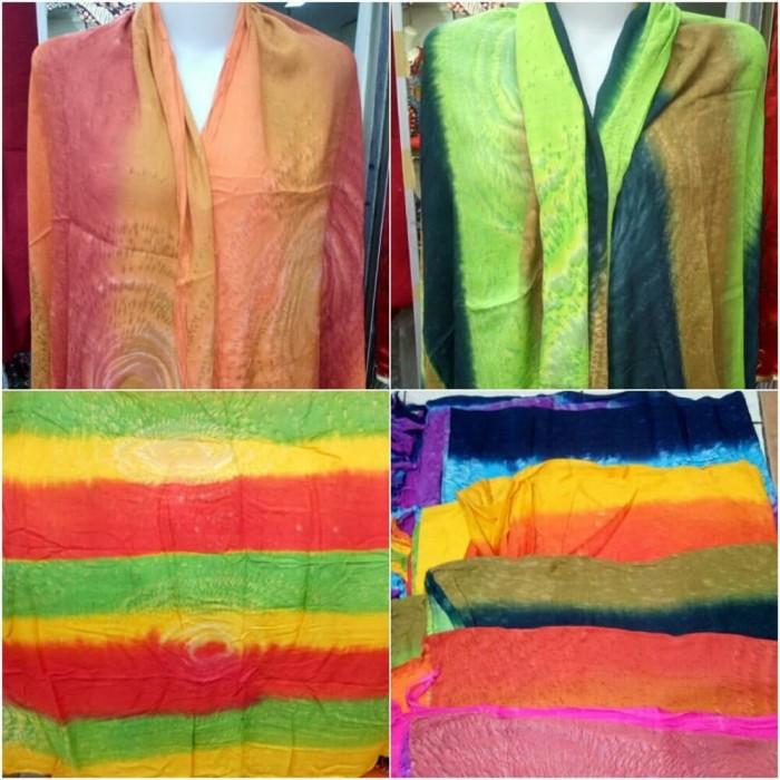 harga Terbaru kain pantai bali motif pasir sinaran warna pelangi Tokopedia.com