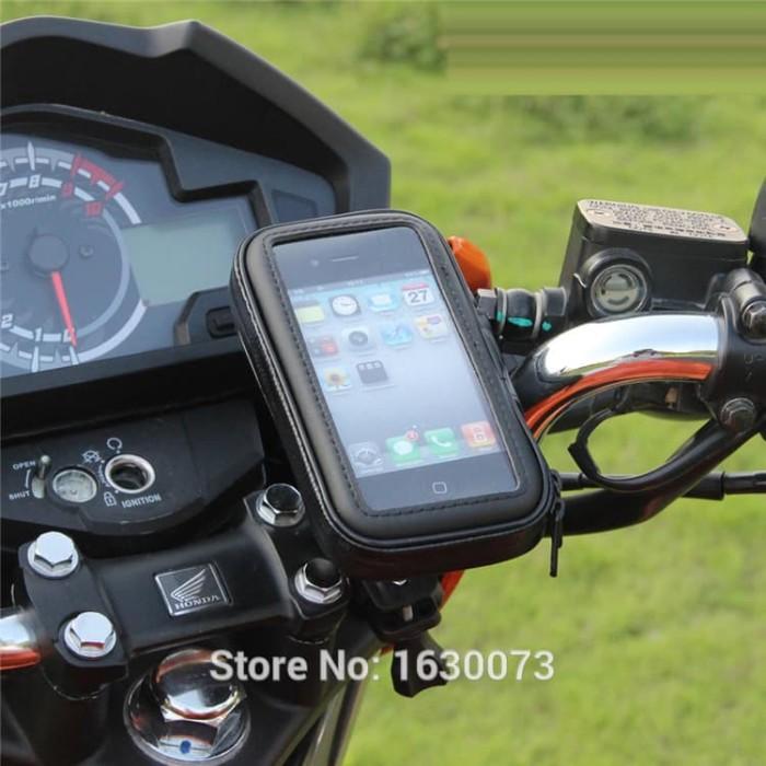 harga Holder smartphone motor waterproof - large size Tokopedia.com