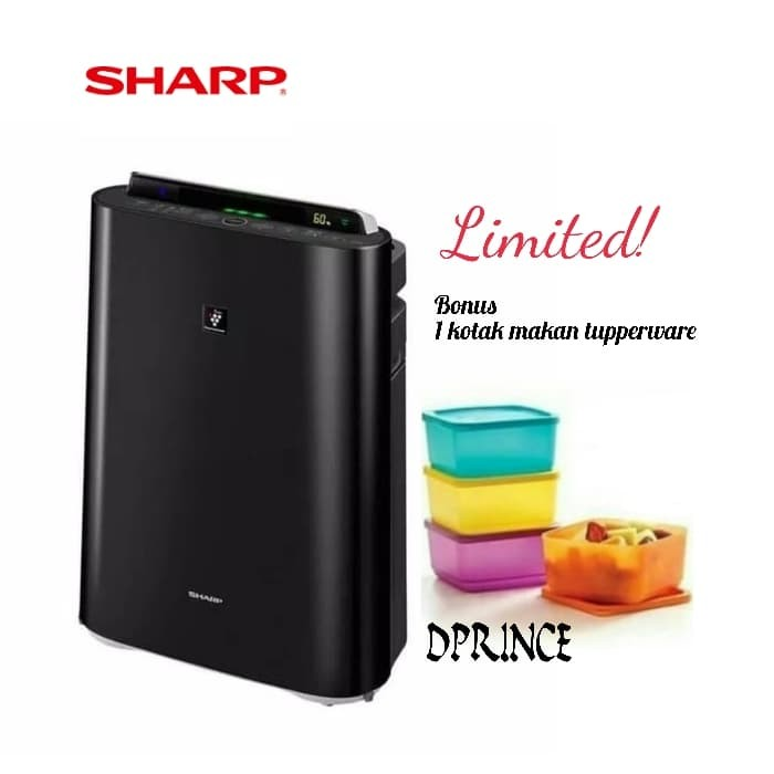 harga Sharp kc-d40y-b/w air purifier 26m2 [humidifying]life filter 10th Tokopedia.com