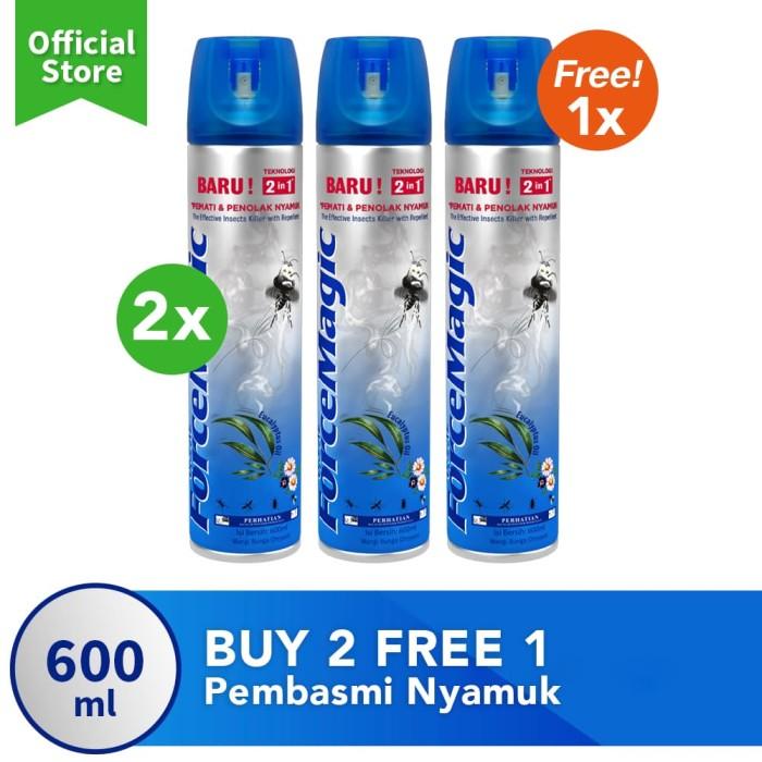 Force Magic Blue 600ml Buy 2 FREE 1