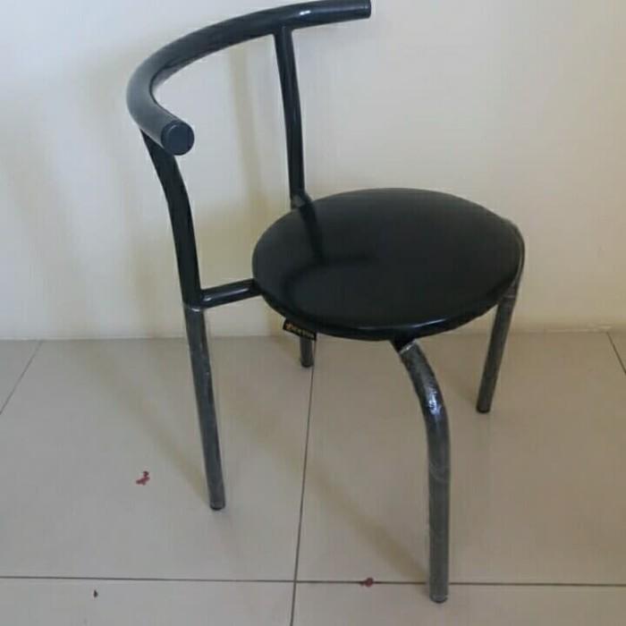 Jual Kursi Cafe Warna Hitam Jakarta Selatan Armesh Furniture Tokopedia