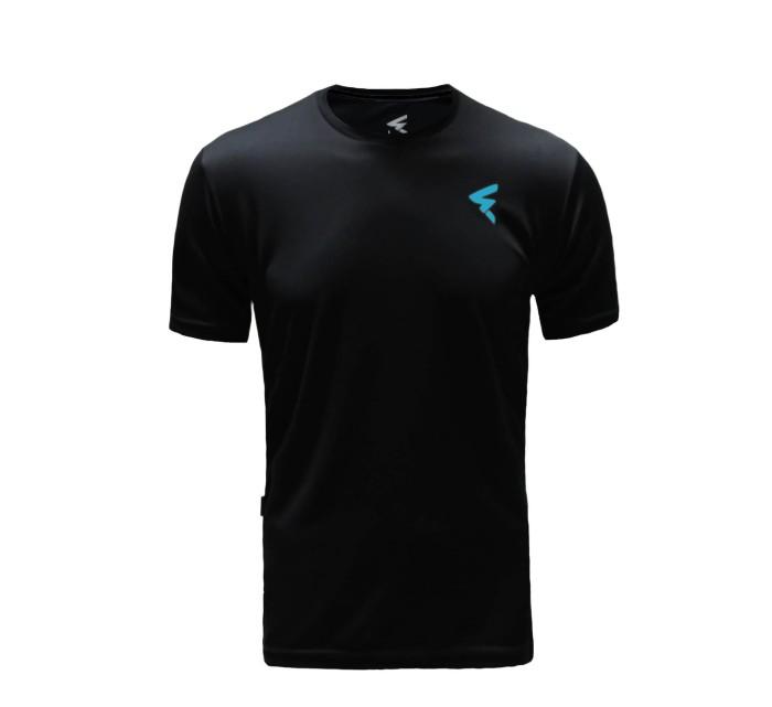 Kaos, Kaos olahraga biru, kaos lari hitam, kaos running, baju olahraga