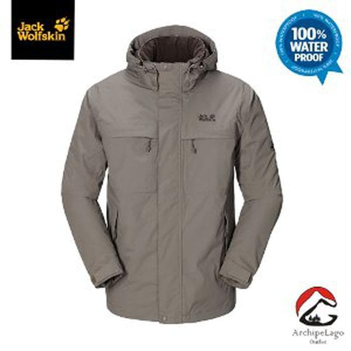 jack wolfskin north country jacket ba1417