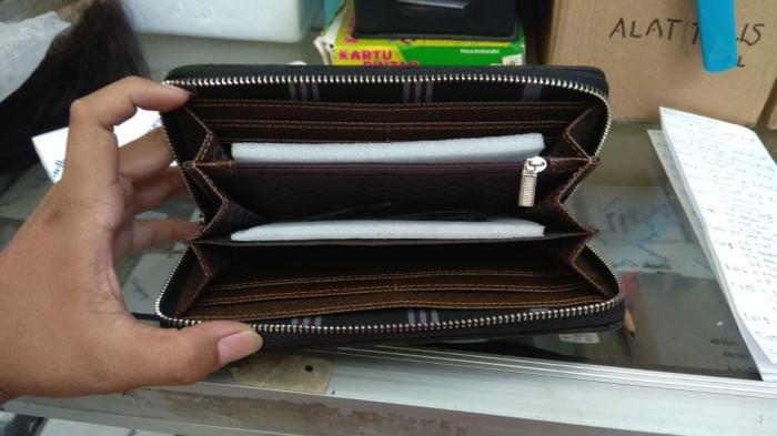 E021 Tas Dompet Pria Wanita baellerry import Kulit Panjang Bukan Guess 6501b74369
