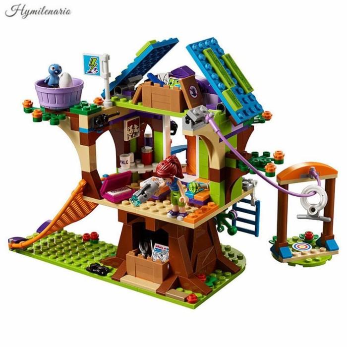 Jual Lego Friends Princess Rumah Pohon Sy 1031 Sy1031 Mia Tree House