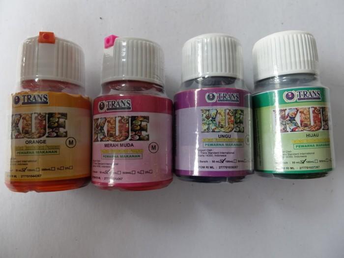 Jual Trans Food Colour - Green - Kota Bandung - PD  Kijang Mas | Tokopedia
