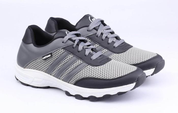 Sepatu Sport/olahraga/ Run Pria Desain Trendy Dan Bahan Berkualitas