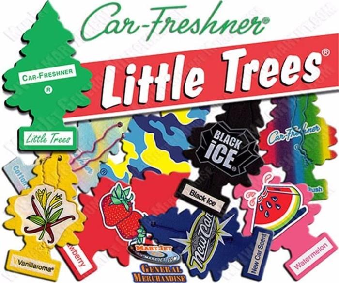 HARGA KHUSUS Little Trees Pengharum Mobil Diskon