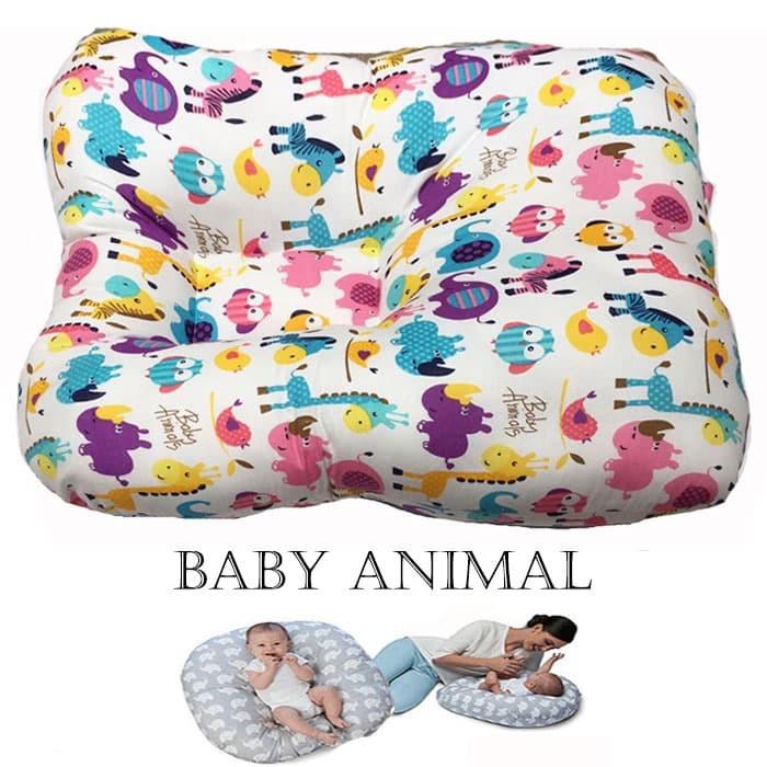 NEWBORN LOUNGER BANTAL BAYI KASUR BAYI SOFA BAYI Baby Animal