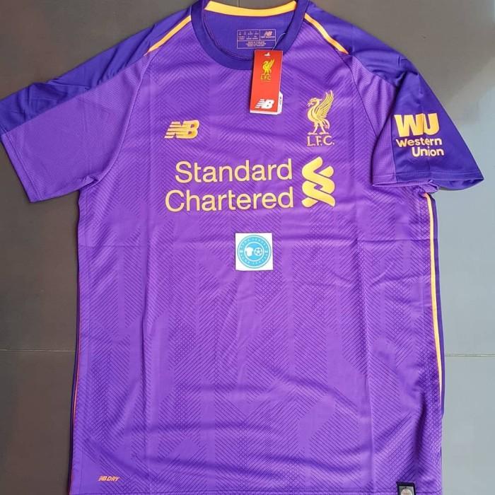 2c4f53c82 Jual Jersey Grade Ori Liverpool Away 3rd 18 19 - sagajersey