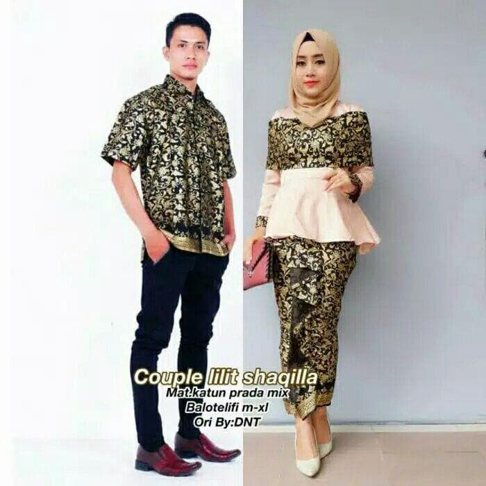 Batik Couple Remaja