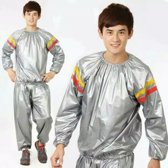 harga Baju sauna / sauna suit / baju sauna murah / baju spa Tokopedia.com