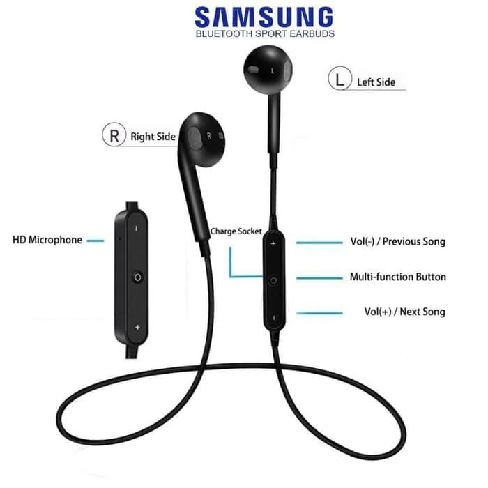 Headset BLuetooth Samsung S6 Sport