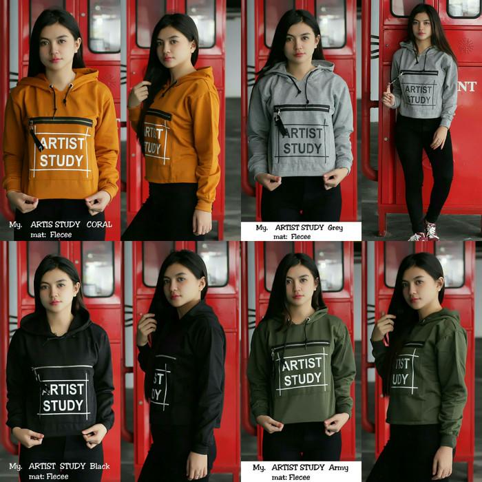 harga Jaket remaja terbaru / jaket hoodie wanita / sweater remaja murah Tokopedia.com