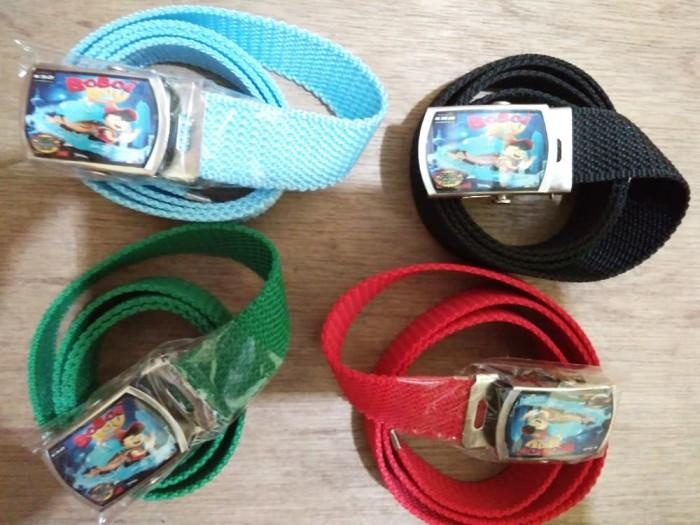 Ikat Pinggang Anak Anak Laki Laki Bahan Canvas - Theme Park Pro 4k ... b5781f983b