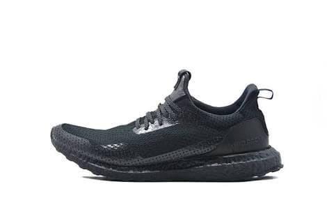 6ea41409aade7 Jual Sepatu Adidas Ultra Boost Uncaged Haven Triple Black Original ...