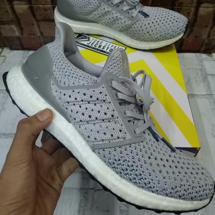 8427a2c82771b Jual Sepatu Adidas Ultraboost Clima Grey Unauthorized Authentic (Ua ...