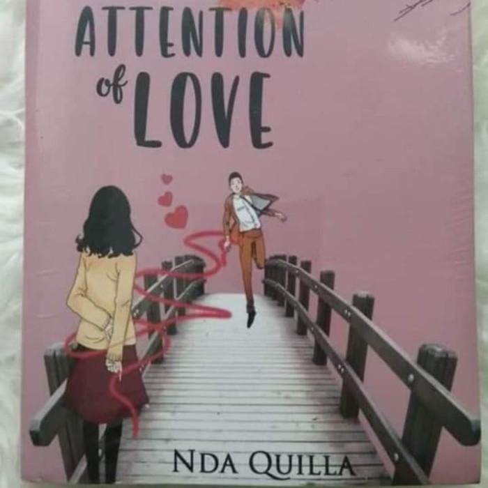 harga Attention of love by nda quilla Tokopedia.com